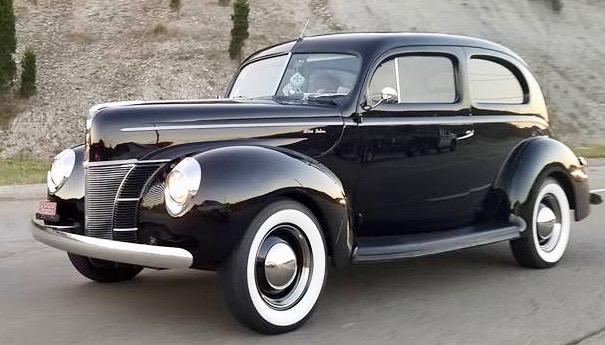 1932 Ford High Boy Flat Head config Radiator,Champion Aluminum 3 Row Radiator